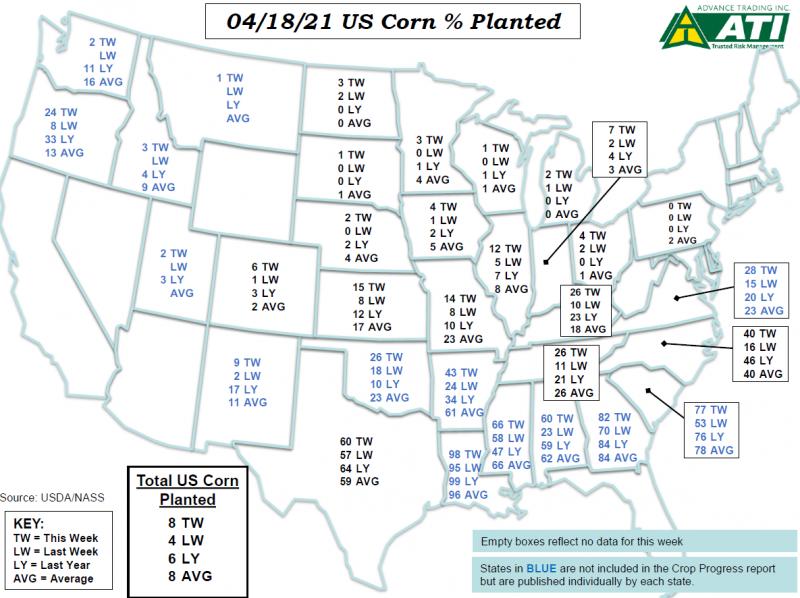 April 20 Map 1