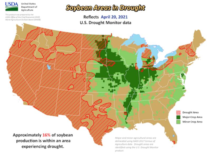 April 23 Map 2