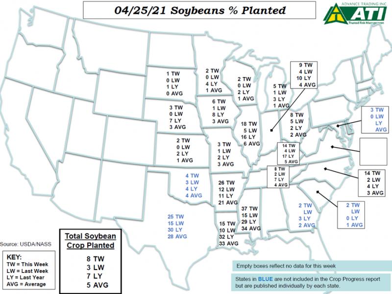 April 27 Map 2