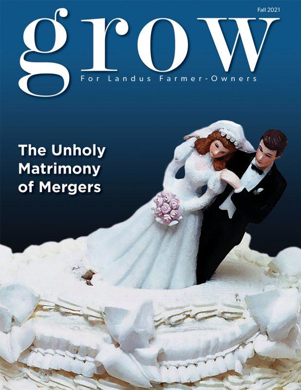 Grow Magazine Fall 2021 Cover