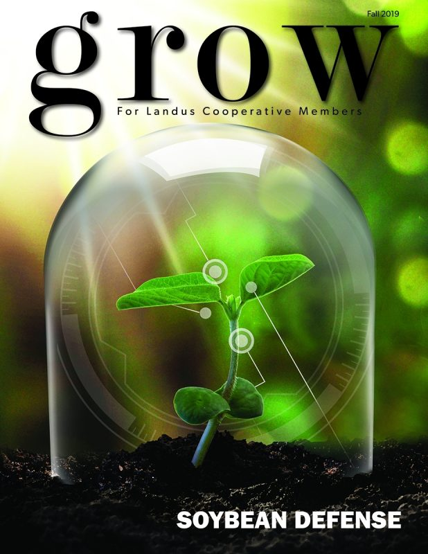 Grow Magazine Fall 2019 Cover