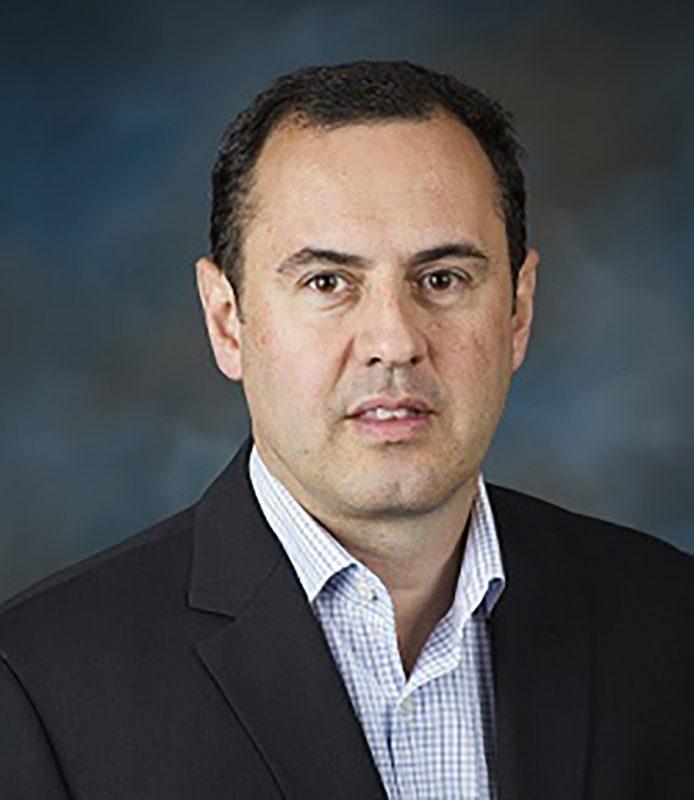 By Portrait of José Santos, University of Florida