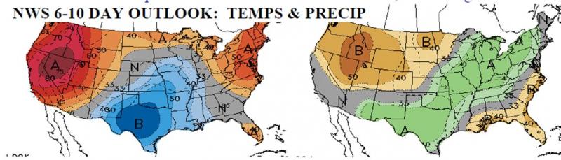 July 6 Map 1