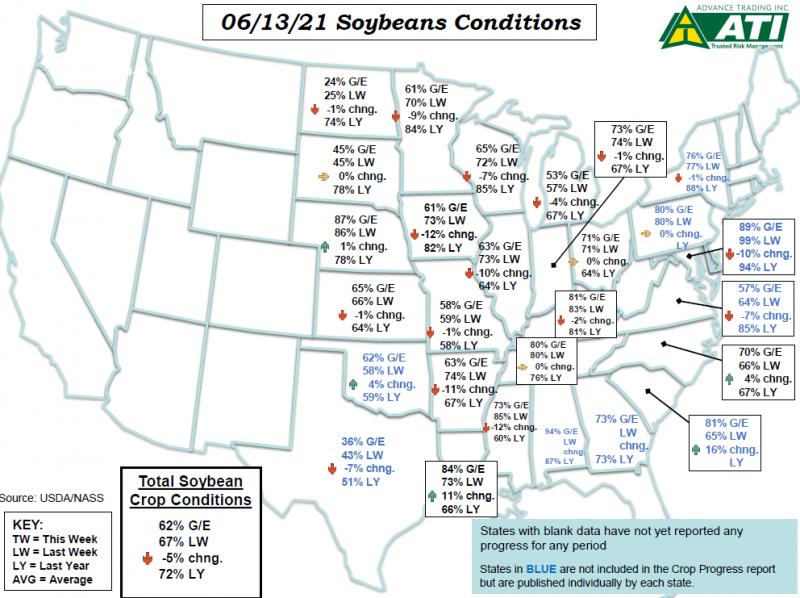 June 15 Map 2