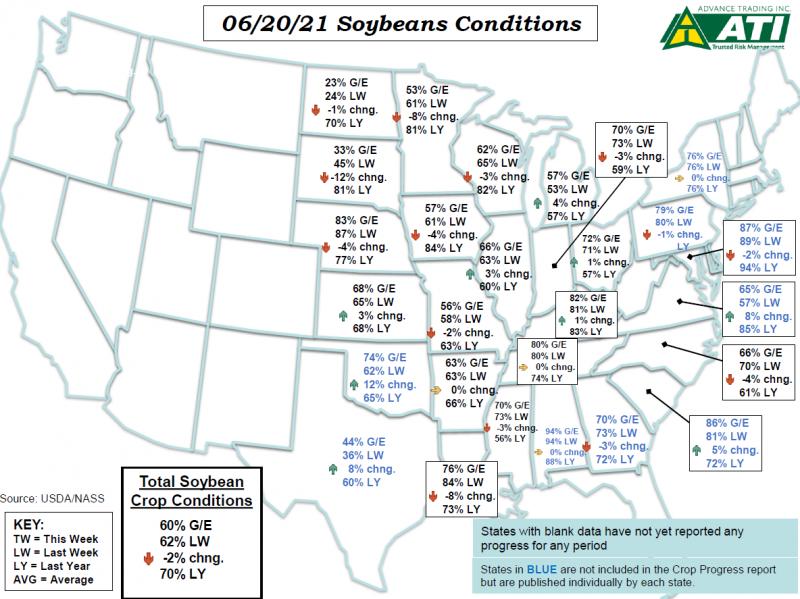 June 22 Map 2