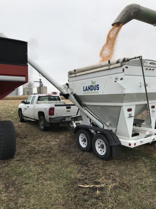 Landus Weigh Wagon