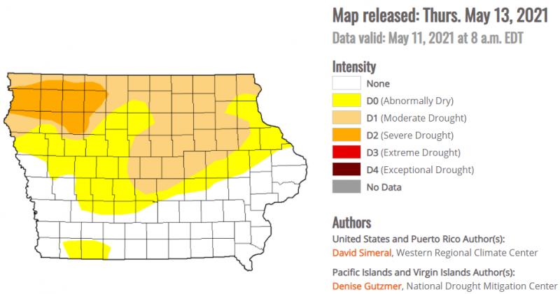 May 14 Map 2