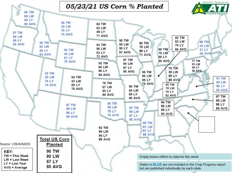 May 25 Map 2