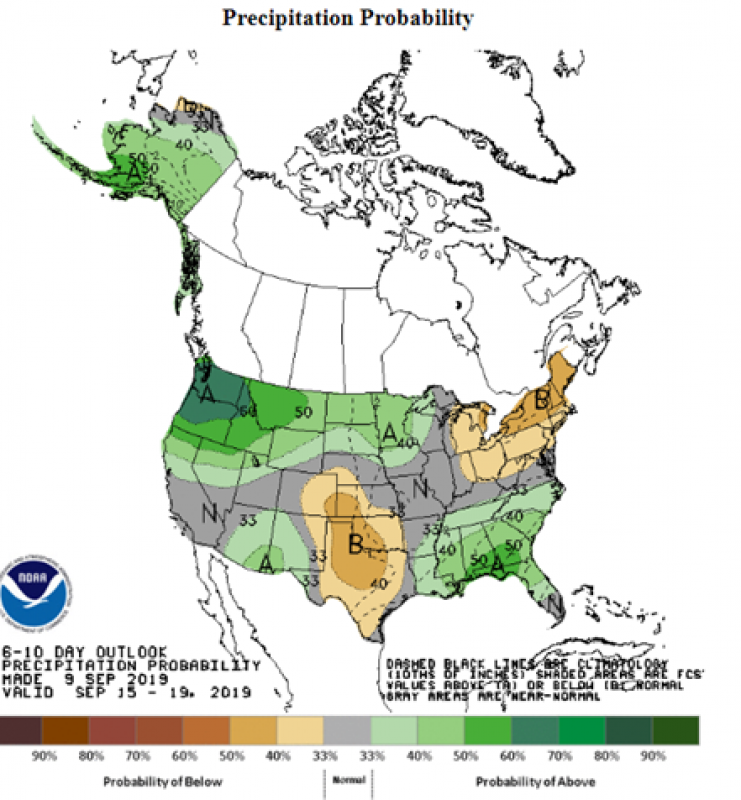 Grain comments precip prob 091019