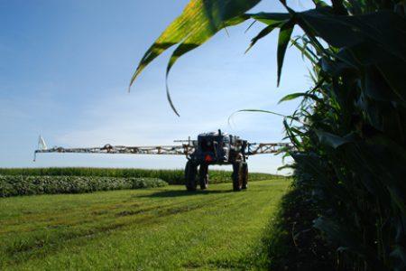 Agronomy Sprayer Landus Cooperative
