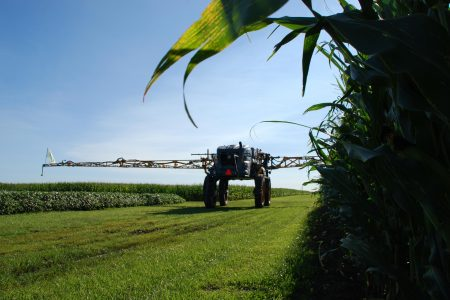 Agronomy Sprayer
