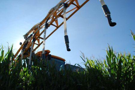 Agronomy Sprayer Crop Protection