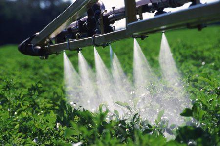 Agronomy Sprayer