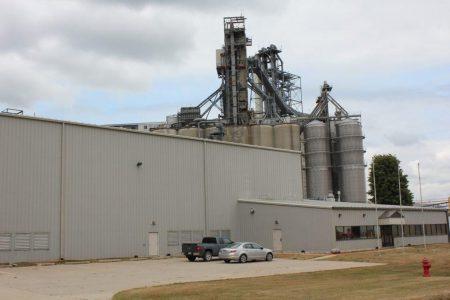 Cattle Feed Distribution Center Jefferson Iowa 1024X682