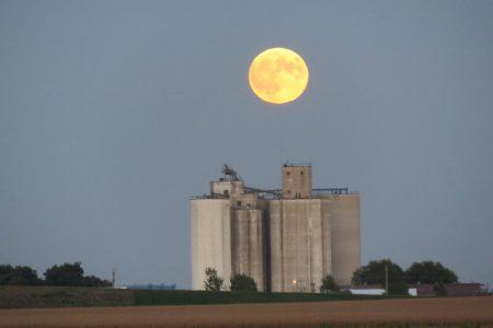 Full Moon Over Location