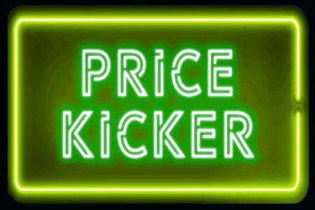 Green Price Kicker