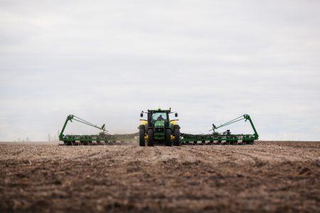 John Deere Planting 21