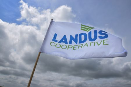 Landus Cooperative Flag 2016