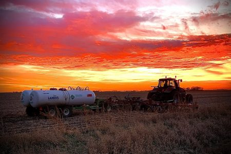 NH3 Fall Sunset