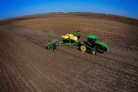 Planter Kent Drone Photo