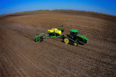 Planting Drone Landus Cooperative