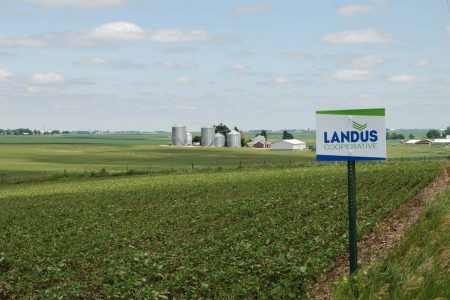 Soybean Field Wsign
