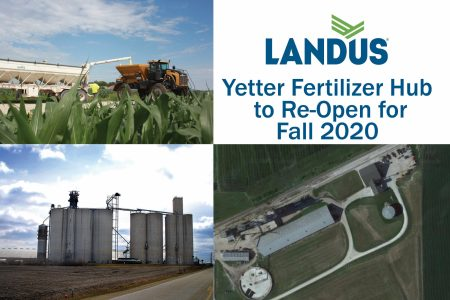 Yetter Fert Reopen for Social