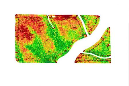 Yield Map