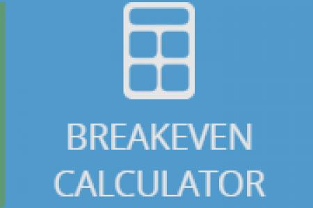 Breakeven calculator image