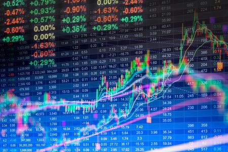 Getty stock market data