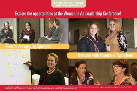 Isu women in ag